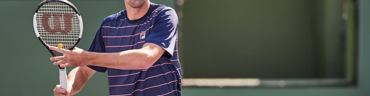 Fila Men's Tennis Crews