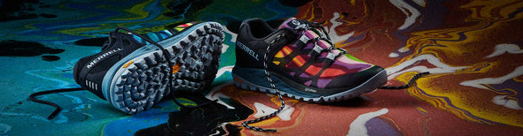 Merrell Rainbow Mountain Collection