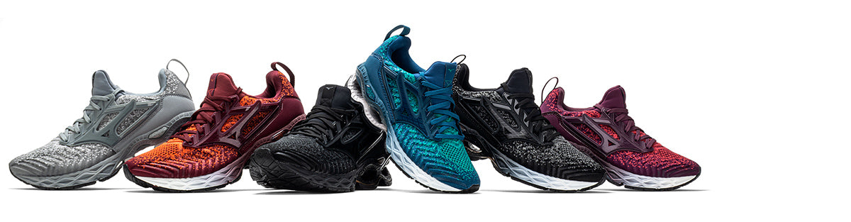 Mizuno Creation Waveknit 2 Running Shoes
