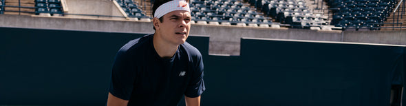 Milos Raonic New Balance Tennis Clothing