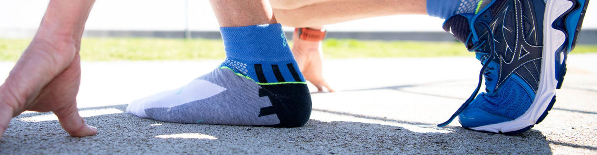 running and walking socks