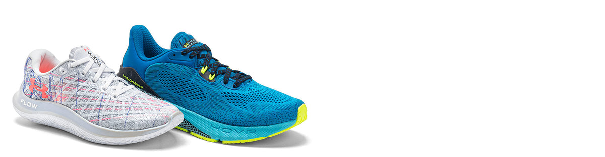 Under Armour Running Shoes – Low/No