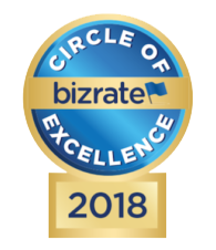 Bizrate 2018 Circle of Excellence Award