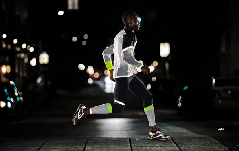 Men's Brooks Carbonite Reflective Running Clothing