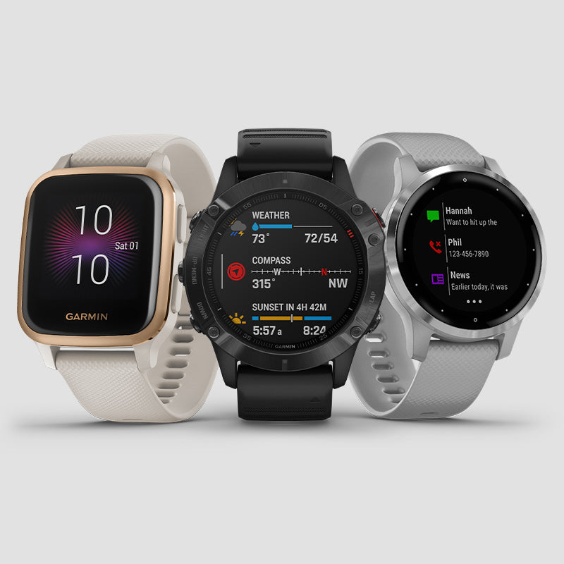 Garmin Birthday Sale — $50 - $100 Off GPS and Smart Watches