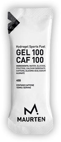 Maurten Hydrogel Sports Fuel Gel 100 Caf 100