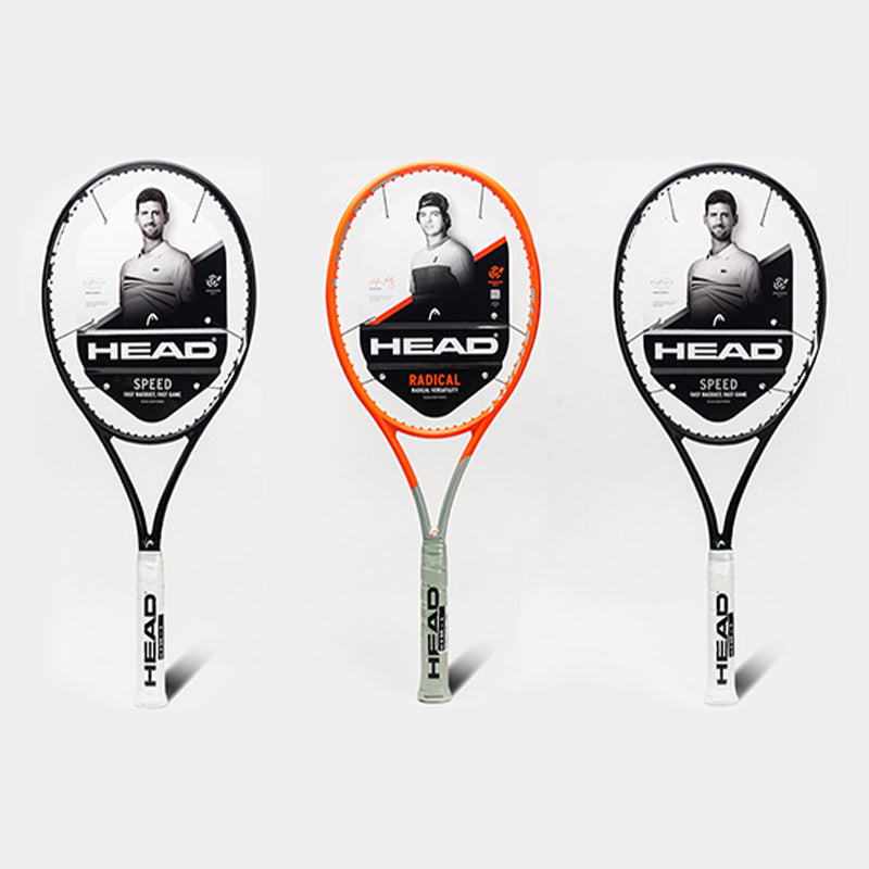 HEAD: Buy 2 or More, Save $10 per Racquet