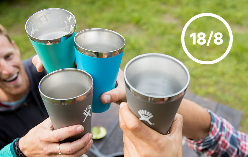 Hydro Flask 18/8 Pro-Grade Stainless Steel
