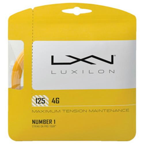 Luxilon 125 4G Tennis String