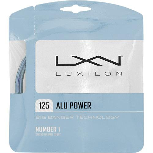 Luxilon 125 Alu Power Tennis String