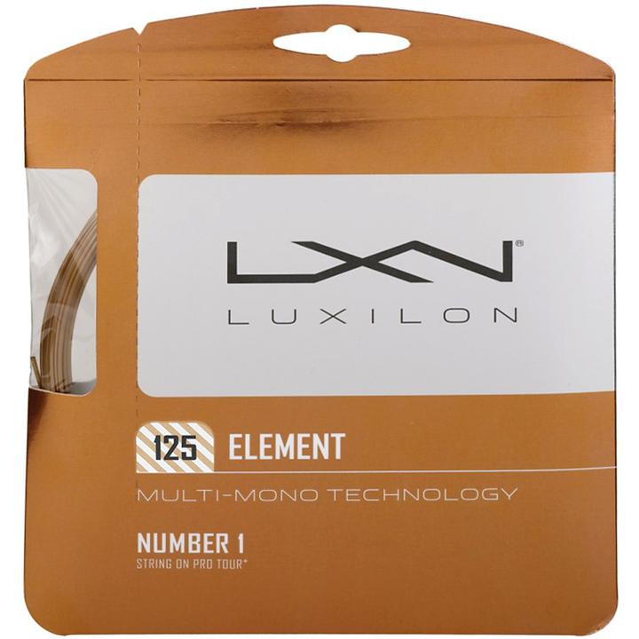 Luxilon 125 Element Tennis String