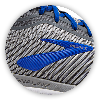 Brooks Adrenaline GTS running shoe midsole