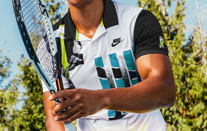 Nike New York Men's Tennis Clothing