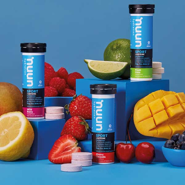 Nuun Nutrition Products