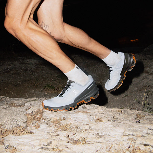 On Men's Trail Running Shoes
