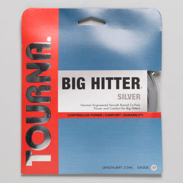 Tourna Big Hitter Silver 17