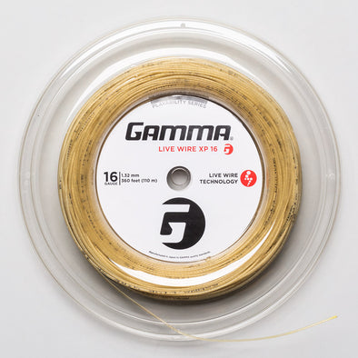 Gamma Live Wire XP 16 360' Reel