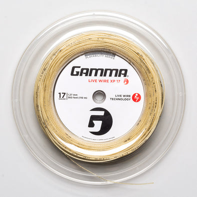 Gamma Live Wire XP 17 360' Reel