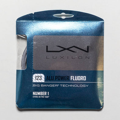 Luxilon ALU Power Fluoro 17 (1.23)