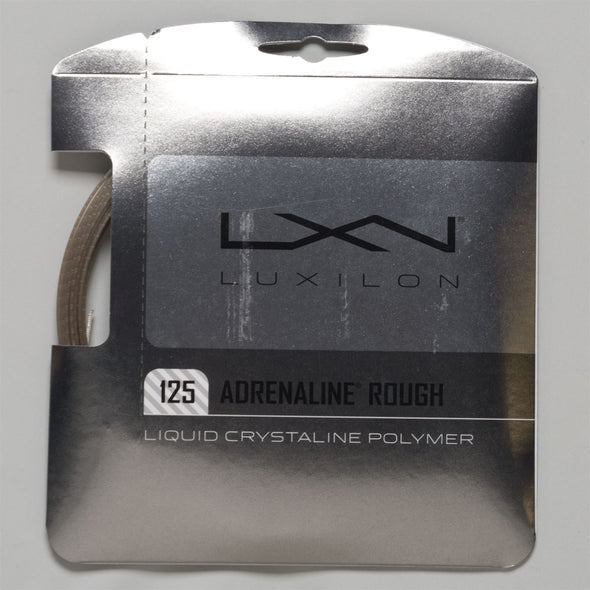 Luxilon Adrenaline Rough 16L (1.25)