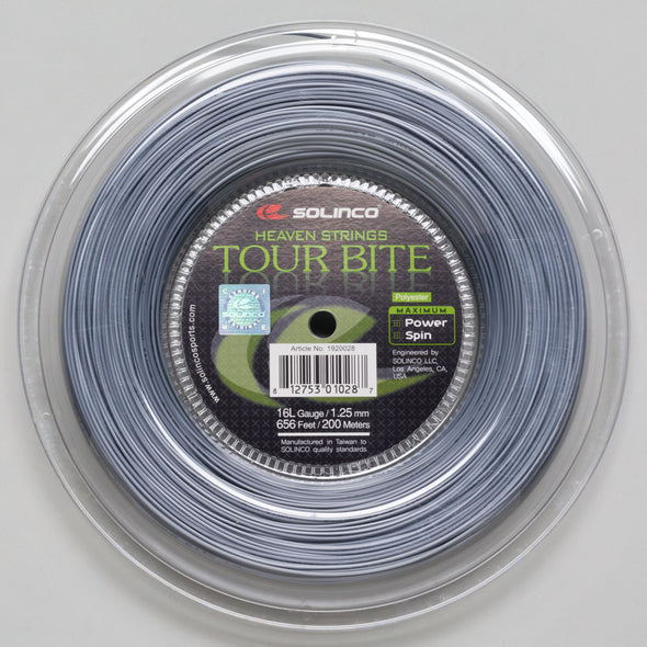 Solinco Tour Bite 16L 1.25 656' Reel