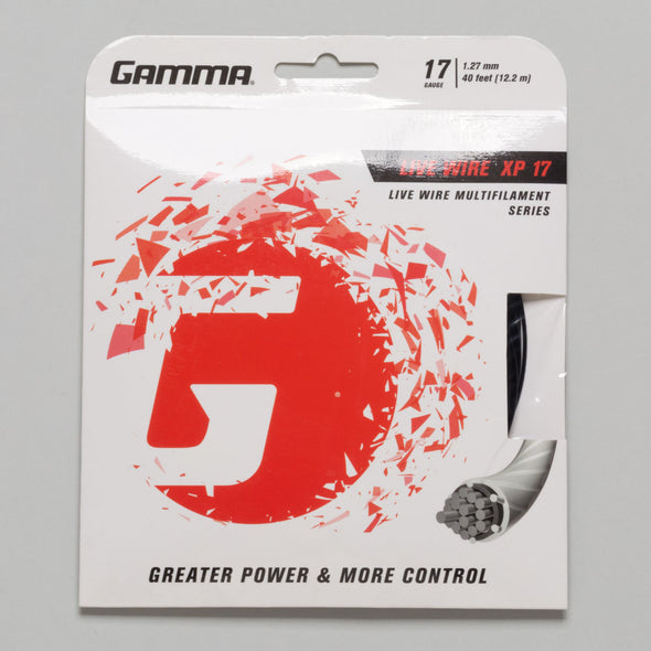 Gamma Live Wire XP 17 Black