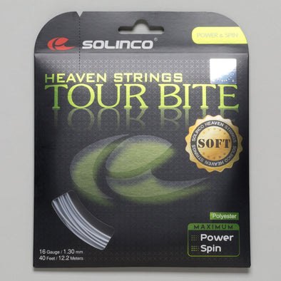 Solinco Tour Bite Soft 16 1.30