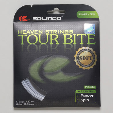 Solinco Tour Bite Soft 17 1.20