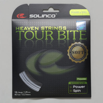 Solinco Tour Bite Soft 16L 1.25