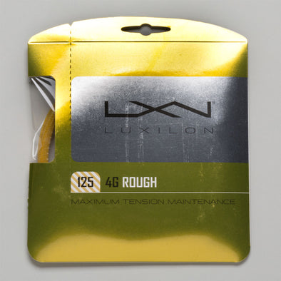 Luxilon 4G Rough 16L (1.25)