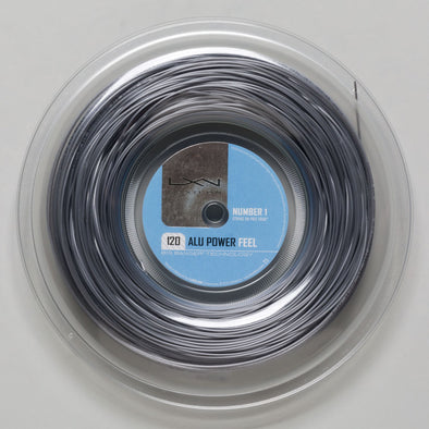 Luxilon Big Banger ALU Power Feel 18 (1.20) 660' Reel