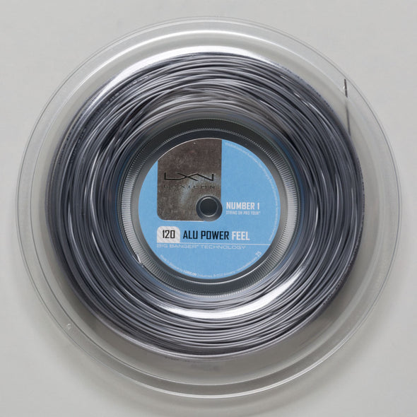 Luxilon ALU Power Feel 18 (1.20) 660' Reel