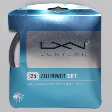 Luxilon Big Banger ALU Power Soft 16L (1.25)