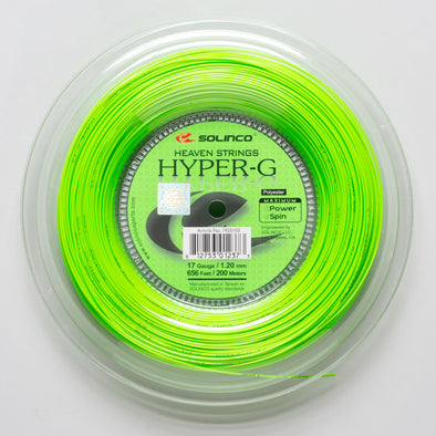 Solinco Hyper-G 17 1.20 656' Reel