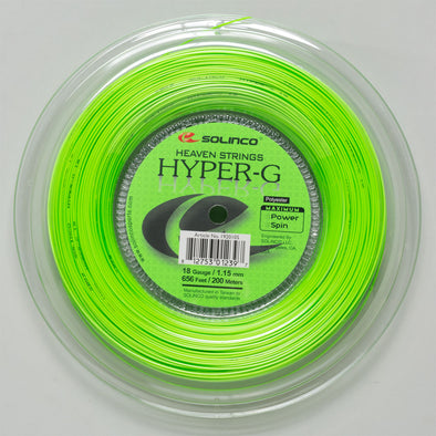 Solinco Hyper-G 18 1.15 656' Reel