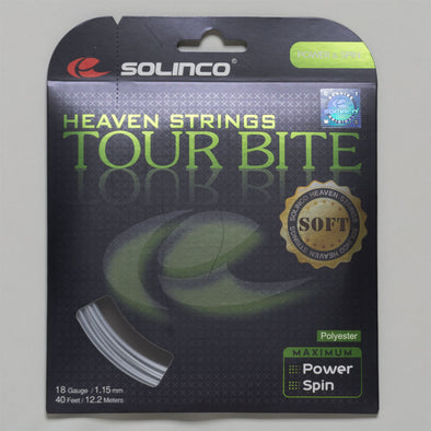 Solinco Tour Bite Soft 18 1.15