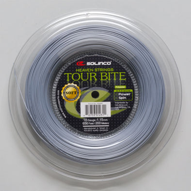 Solinco Tour Bite Soft 18 1.15 660' Reel