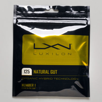 Luxilon Natural Gut 16L (1.25)