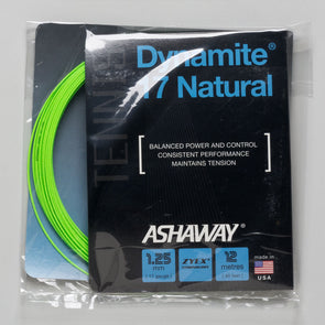 Ashaway Dynamite 17 Natural Optic Green