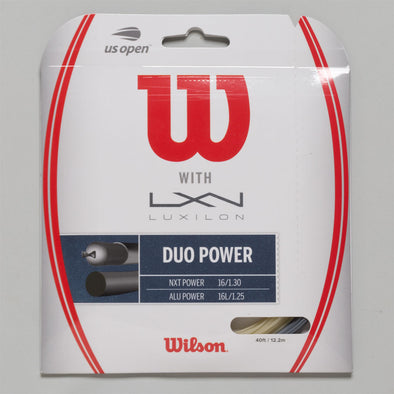 Wilson Duo Power ALU Power 125 + NXT Power 16