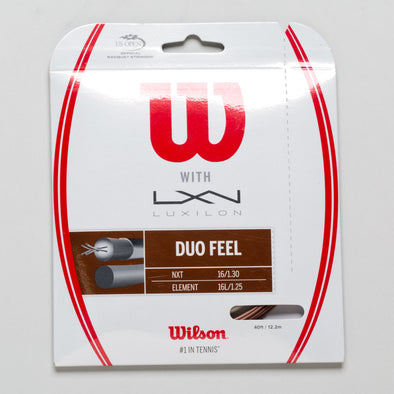 Wilson Duo Feel Element 125 + NXT 16