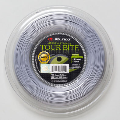 Solinco Tour Bite Soft 16L 1.25 660' Reel