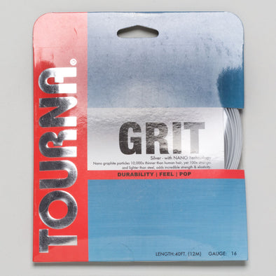 Tourna Grit Silver 16
