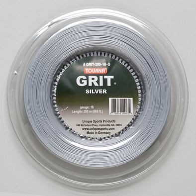 Tourna Grit Silver 16 660' Reel