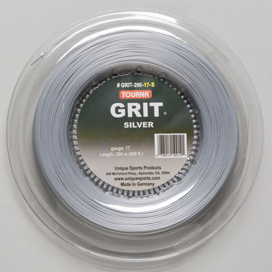 Tourna Grit Silver 17 660' Reel