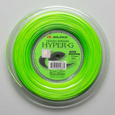 Solinco Hyper-G 16 1.30 656' Reel