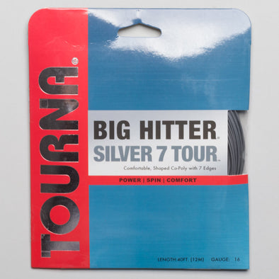 Tourna Big Hitter Silver 7 Tour 16