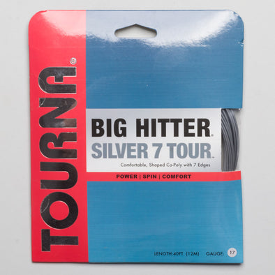 Tourna Big Hitter Silver 7 Tour 17