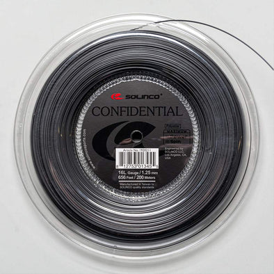 Solinco Confidential 16L 1.25 656' Reel