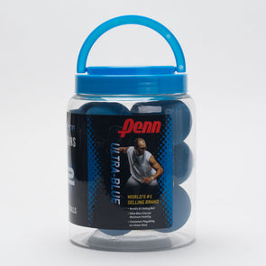 Penn Ultra Blue Giant 12 Ball Can